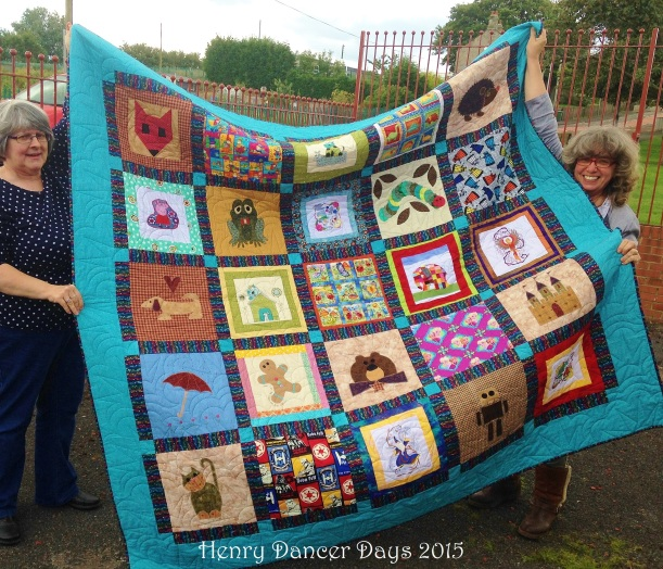 The Story Tellers Quilt